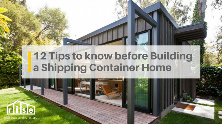 12 Tips You Need To Know Before Building A Shipping