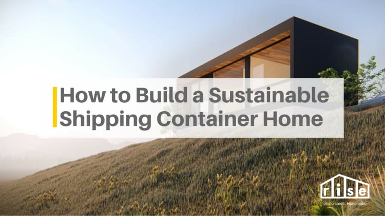 Container Homes - Pros, Cons & Cost Comparison