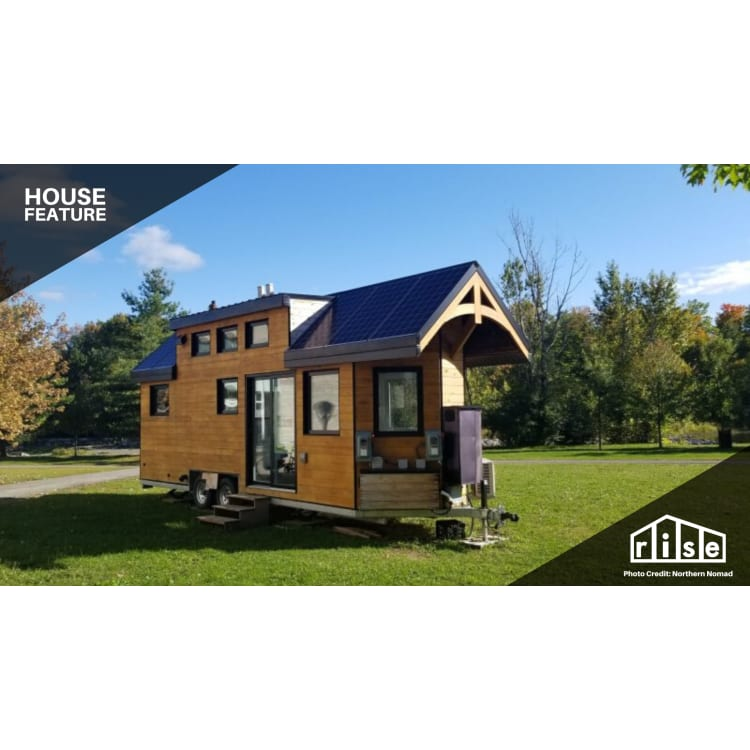 Ottawa's Northern Nomad Tiny Home