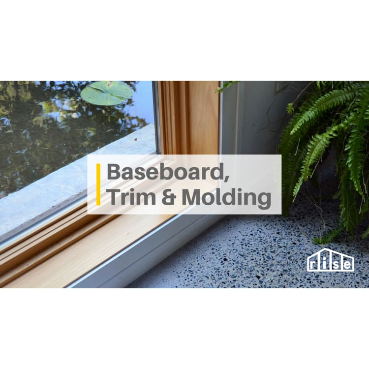 Pros and Cons of Various Types of Baseboard, Molding, and Trim