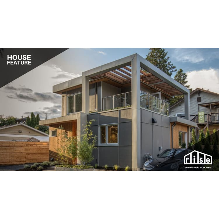 Laneway Homes by ModCube: A Sustainable and Affordable Option
