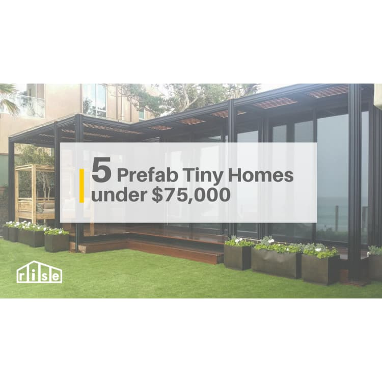 The 7 Most Affordable & Sustainable Prefab Homes