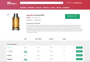 Minaparfymer.se - Jämför pris på parfym & upptäck nya dofter