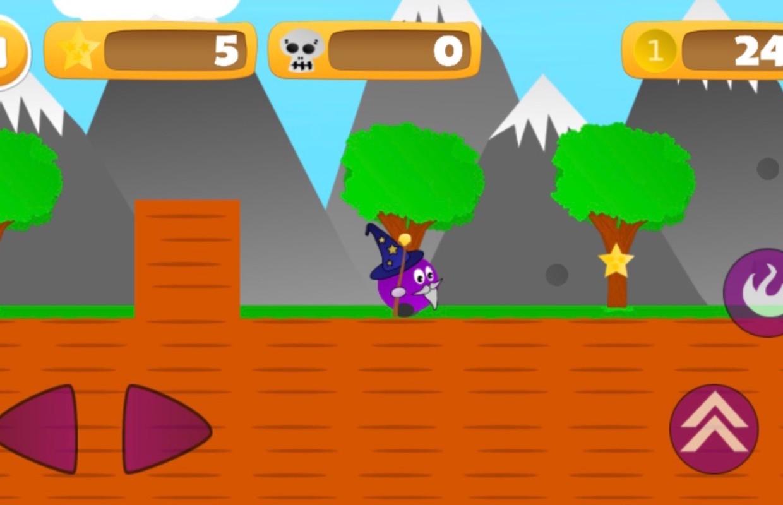 Bild från spelet
