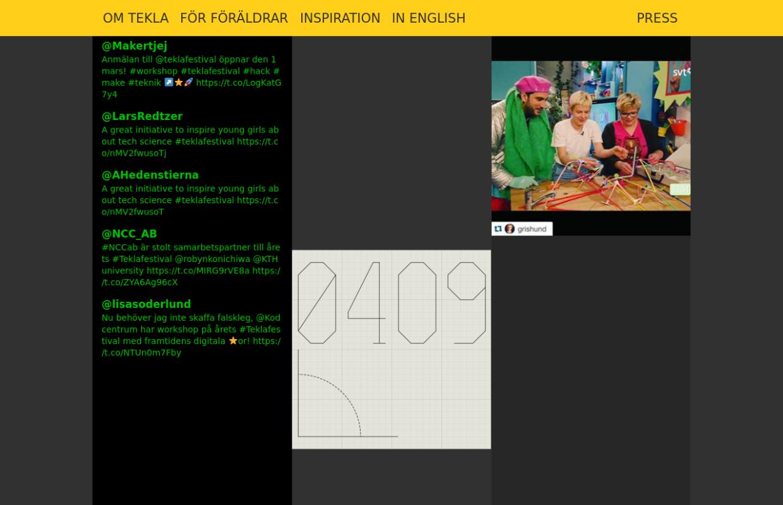 http://www.teklafestival.se