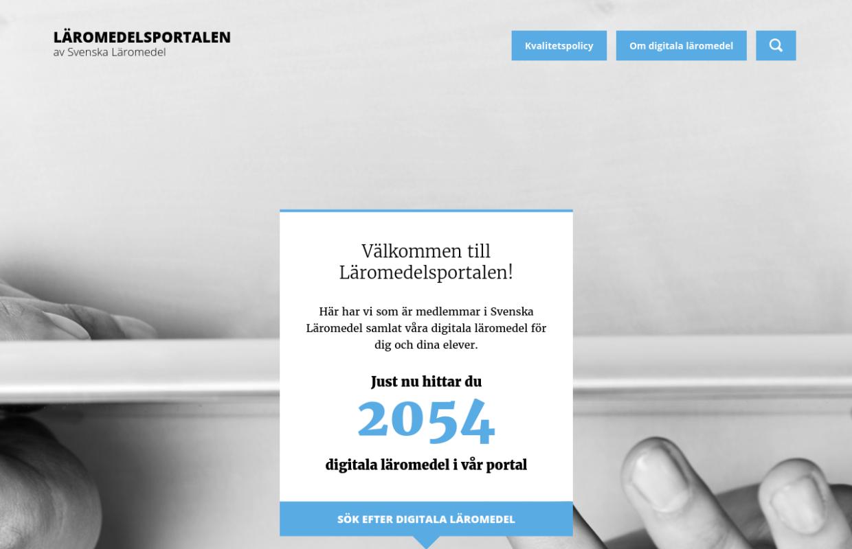 http://www.laromedelsportalen.se
