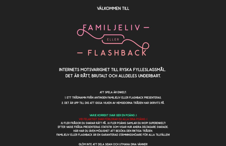 http://familjelivellerflashback.se/