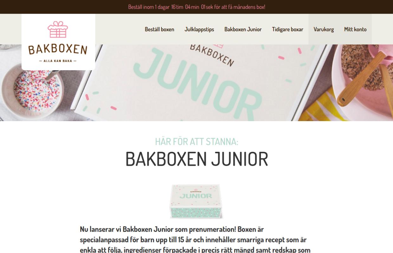 https://www.bakboxen.se/junior