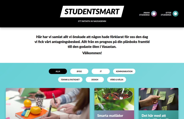 https://studentsmart.se/