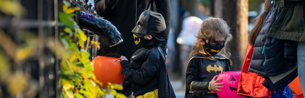 Halloween & Covid-19