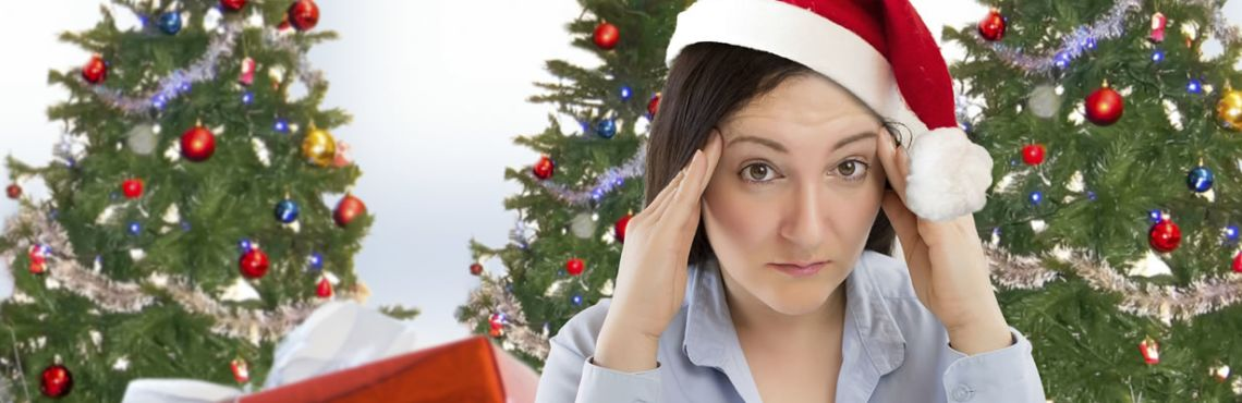 May Your Holidays be Stress-Free