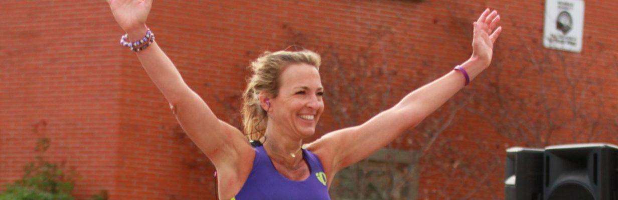 Marathon Man, Meet Marathon Goddess