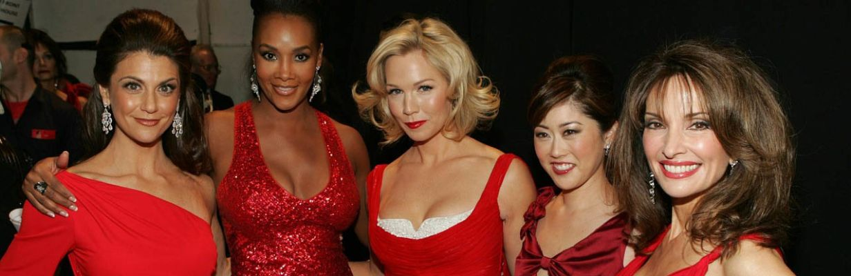 Jennie Garth Goes Red for Women