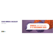 ESMO IMMUNO-ONCOLOGY CONGRESS 2020