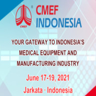 China International Medical Equipment Fair (CMEF) Indonesia 2021