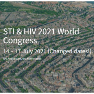 STI & HIV 2021 World Congress