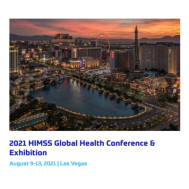2021 HIMSS Global Health Conference & Exhibition