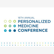 16th Annual Personalised Medicine Conference