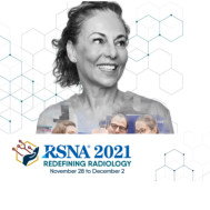 RSNA 2021 - Radiological Society of North America Annual Meeting