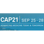 College of American Pathologists (CAP) Annual Meeting 2021
