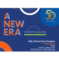 50th Critical Care Congress