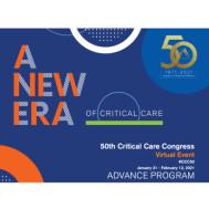 50th Critical Care Congress