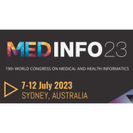 19th World Congress on Medical and Health Informatics - MedInfo 2023
