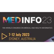 19th World Congress on Medical and Health Informatics - MedInfo 2023