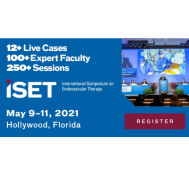 ISET - International Symposium on Endovascular Therapy 2021