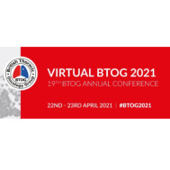 19th BTOG Annual Conference 2021