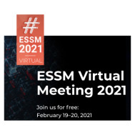 ESSM Virtual Meeting 2021