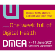 Digital Medical Expertise & Applications (DMEA) 2021