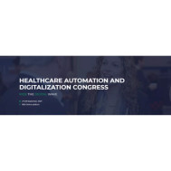 AUTOMA+ Healthcare Automation and Digitalization Congress