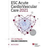 ESC Acute CardioVascular Care 2021