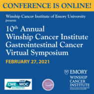 2021 Winship Gastrointestinal Cancer Symposium