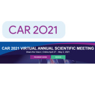 CAR 2021 : Canadian Association Of Radiologists