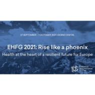 EHFG 2021: Rise Like A Phoenix