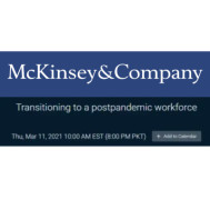 Transitioning To A Postpandemic Workforce 2021