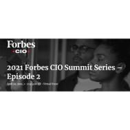 2021年福布斯CIO峰会系列集2