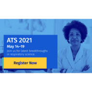 American Thoracic Society ATS 2021