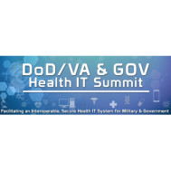 DoD/VA & Gov Health IT Summit 2021