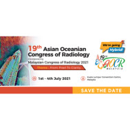 19th Asian Oceanian Congress Of Radiology 2021