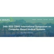 34th IEEE CBMS International Symposium on Computer-Based Medical Systems