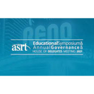 ASRT 2021 - Educational Symposium & Annual Governance & House of Delegates Meeting