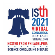 International Society on Thrombosis and Haemostasis (ISTH) 2021