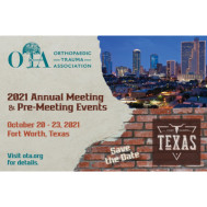 Orthopaedic Trauma Association 2021 Annual Meeting