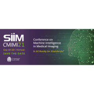 Conference on Machine Intelligence in Medical Imaging - C-MIMI 2021