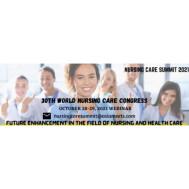 30th World Nursing Care Congress