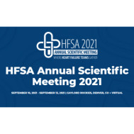 HFSA Annual Scientific Meeting 2021