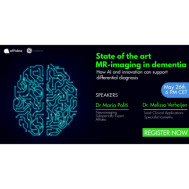 STATE OF THE ART MR-IMAGING IN DEMENTIA